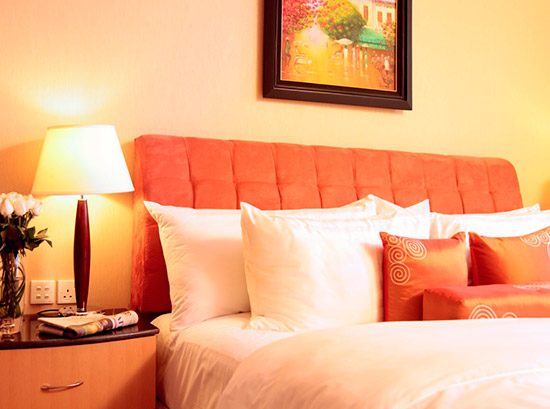 Comfotable Rooms-Phòng Nghỉ Tinh Tế