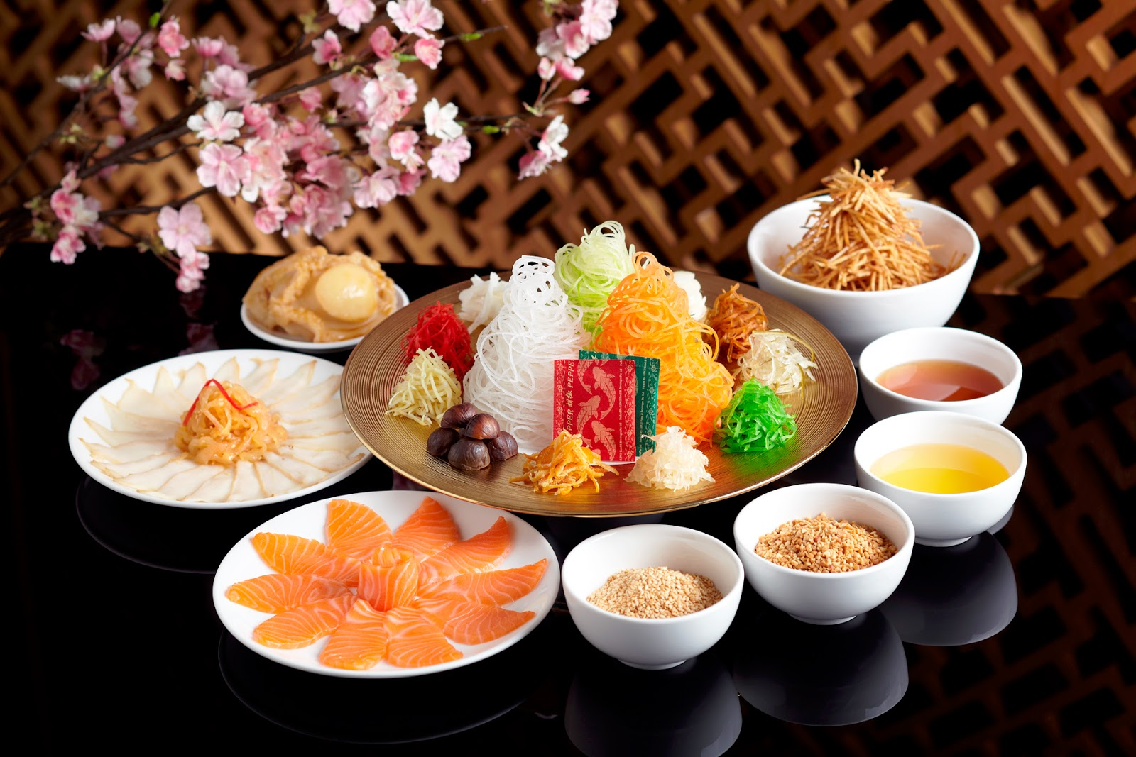 Start Your Year Of Luck With Yu Sheng Prosperity Toss